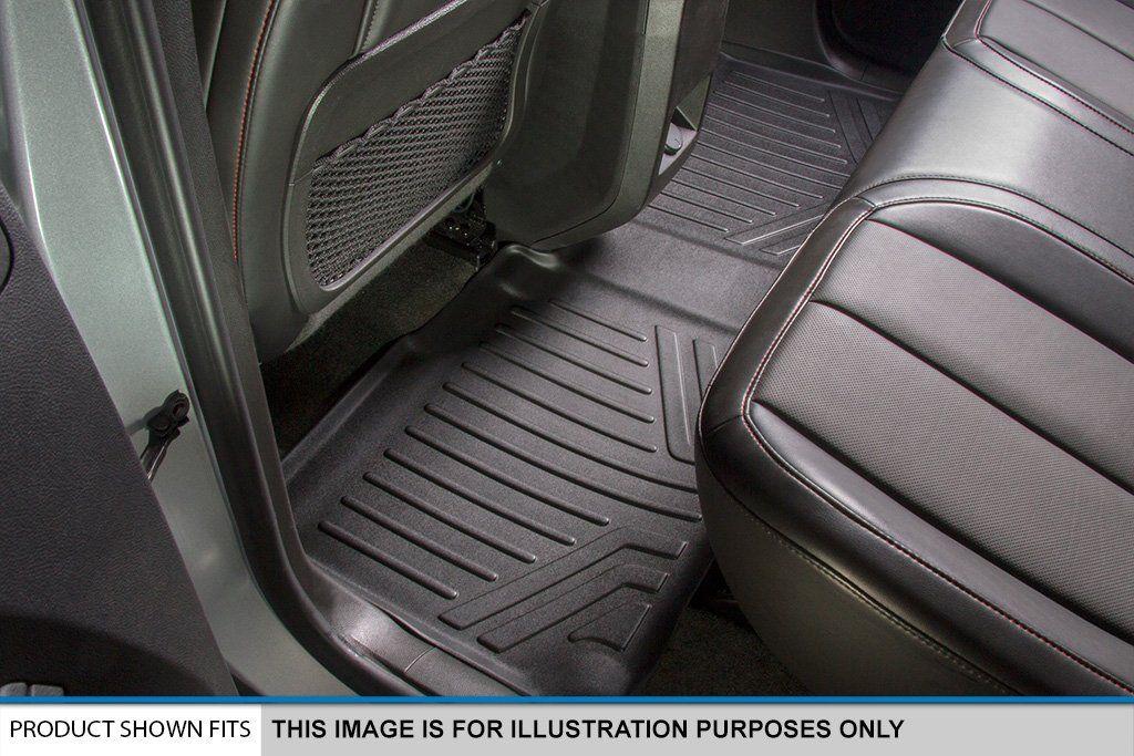Smartliner Floor Mats 3 Row Liner Set Black For 2016 2018 Honda Pilot No Elite Models Ad Row Affiliate Liner Set Smartl Cargo Liner Floor Mats Car
