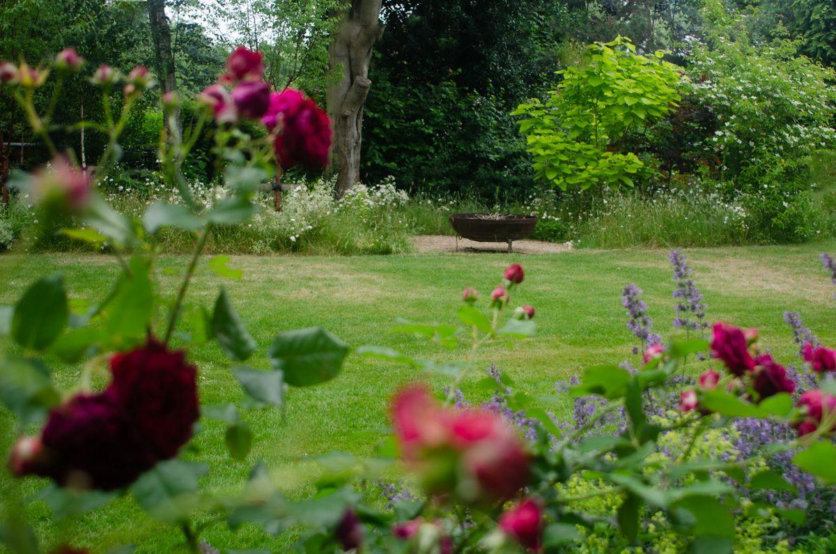 Nicholsons Garden Design - Traditional Designs Intertwine ...