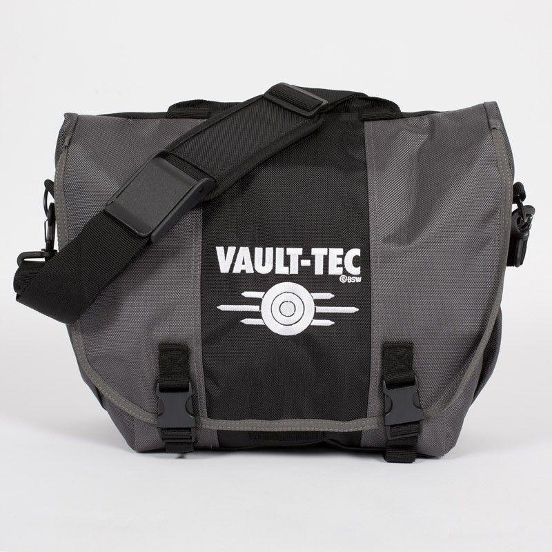 The Bethesda Vault Tec Messenger Bag 60 00