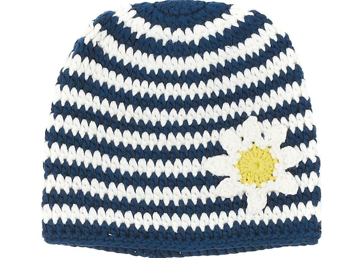 Ριγέ Chrochet Σκουφάκι - Daisy  μόνο 10.00€ #deals #style #fashion