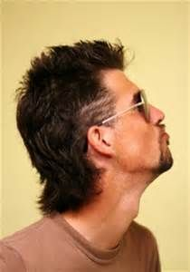 cool mullet hairstyles for guys bing images 80s party