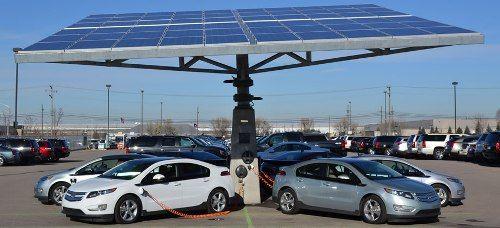 Envision Solar Tests PreCast Concrete Columns for Solar
