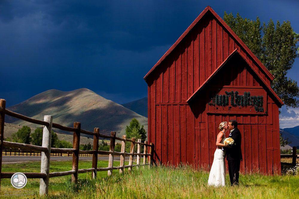 She said yes!  Sun Valley, Idaho