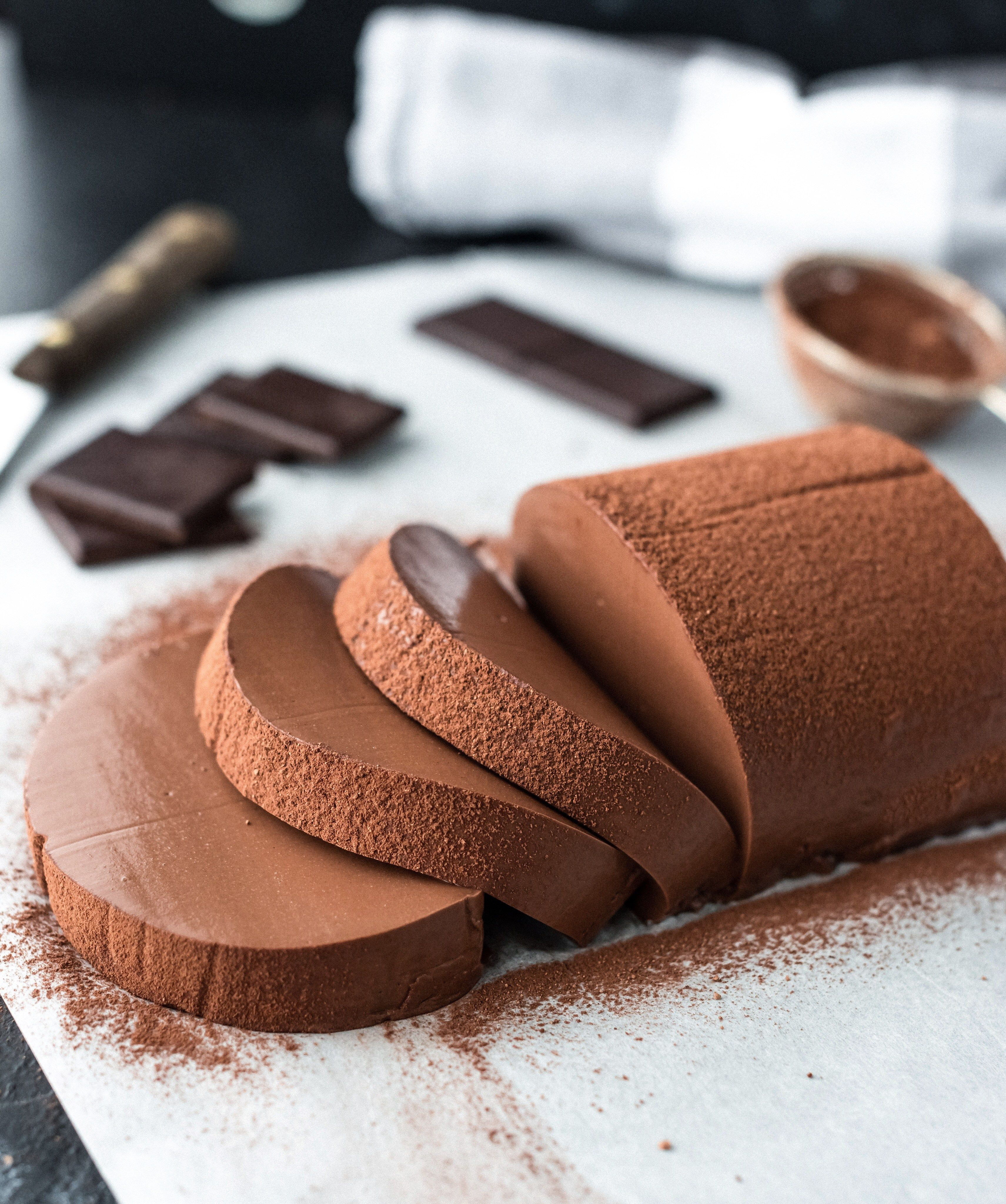 Double Chocolate Pudding Cake - Carlo Cao | Foodbl