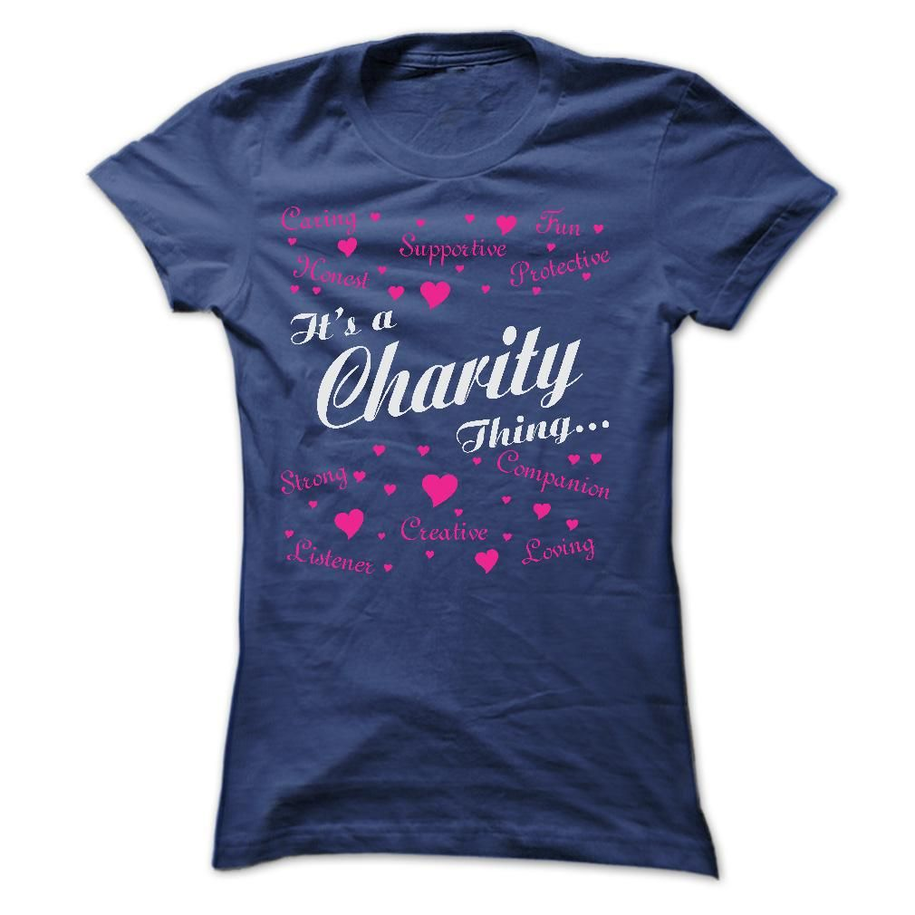 CHARITY THING AWESOME T-Shirts, Hoodies. Get It Now ==>…