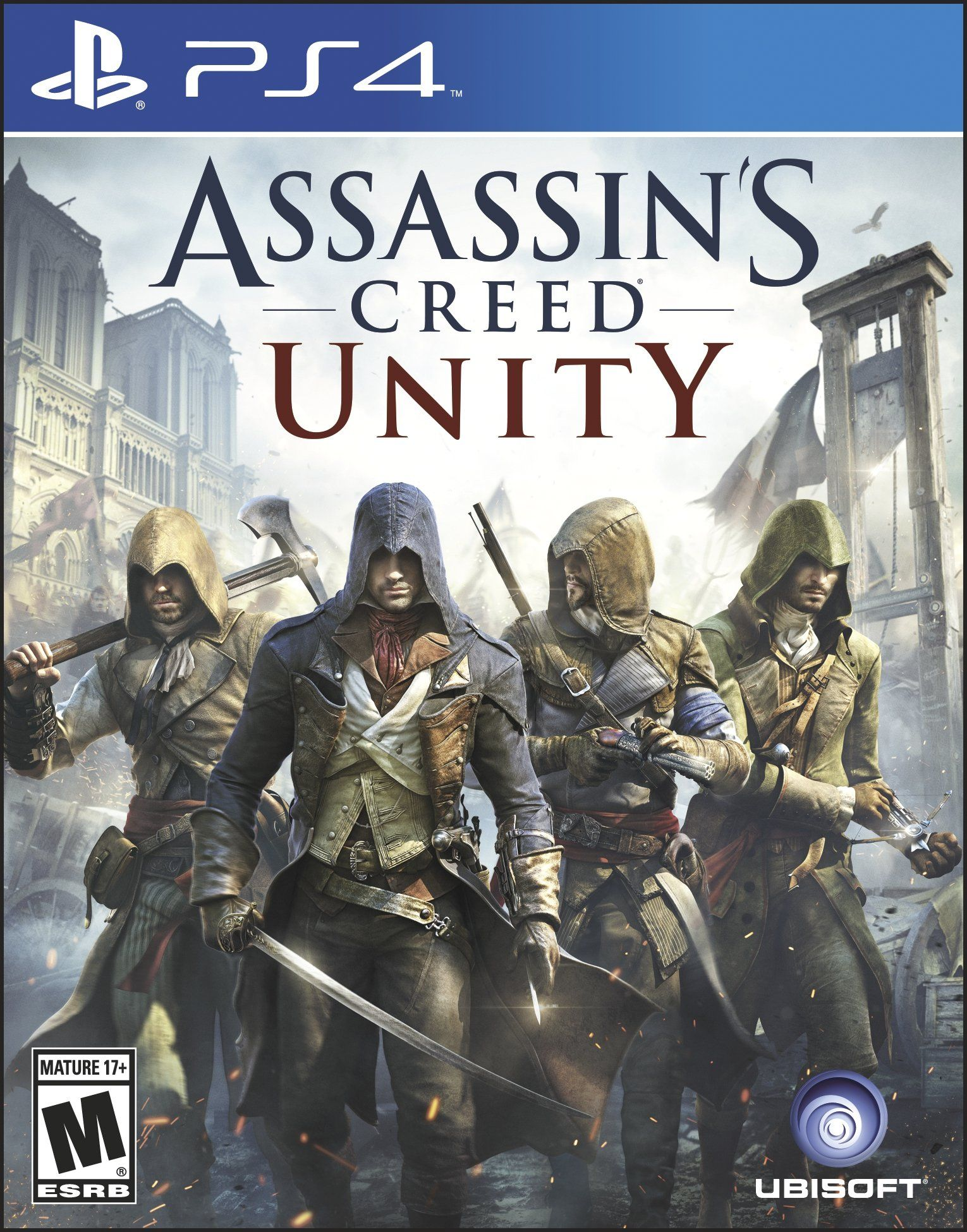 Assassin S Creed Unity Limited Edition Playstation 4 Unity