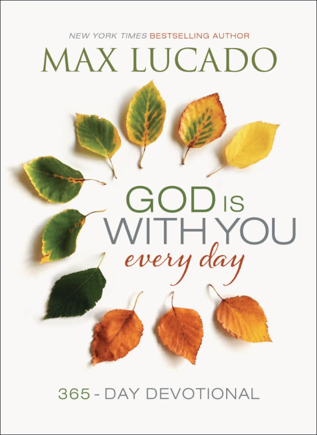 God Is With You Every Day (eBook) Max lucado, Max lucado