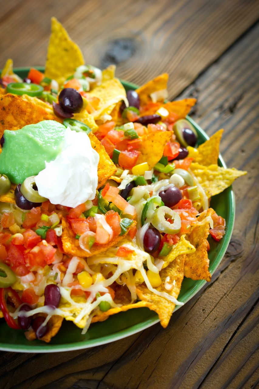 Host a super bowl potluck party how to cook nachos best