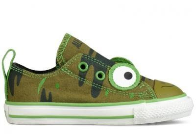 Converse Chuck Taylor All Star Simple Slip Olive Branch Infants 732580F  Converse.  31.99 386a2ecff