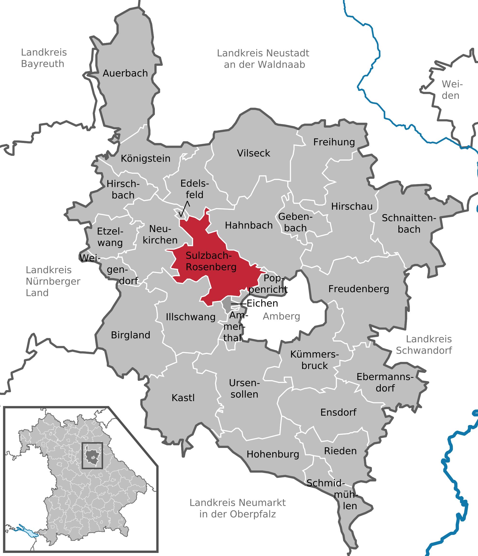 Sulzbach Rosenberg Google Search Vilseck Germany I Love The World Germany