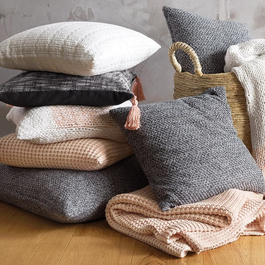Take a further 10 off cushions and throws in our