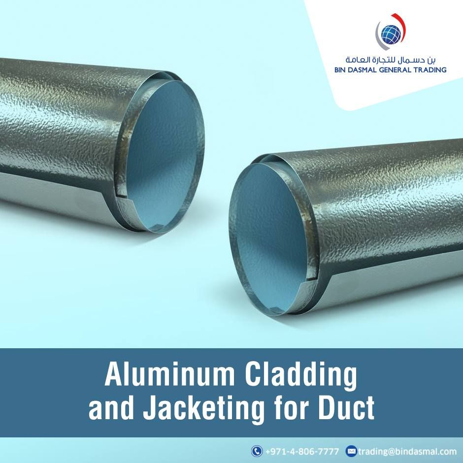 Are you looking for Aluminum Cladding and Jacketing for Duct and