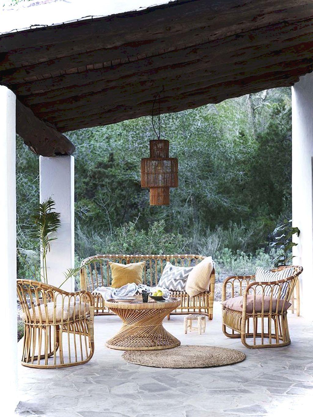 Cool 40 Vintage Garden Furniture Ideas For Outdoor Living Https Roomaholic Com 798 40 Vintage Garden Furniture Ideas Outd Outdoor Spaces Outdoor Living Patio