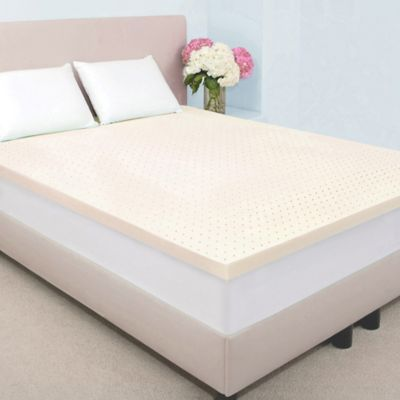 Buy Viscofresh Twin 2 Inch Memory Foam Mattress Topper From Bed