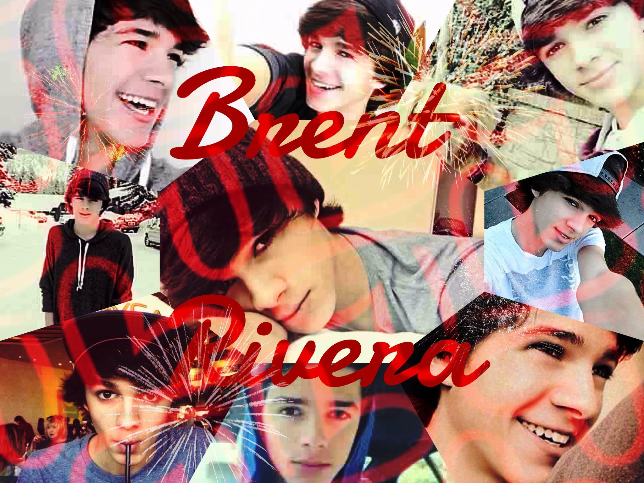 Brent Rivera collage made by Kaitlyn's Collages ...