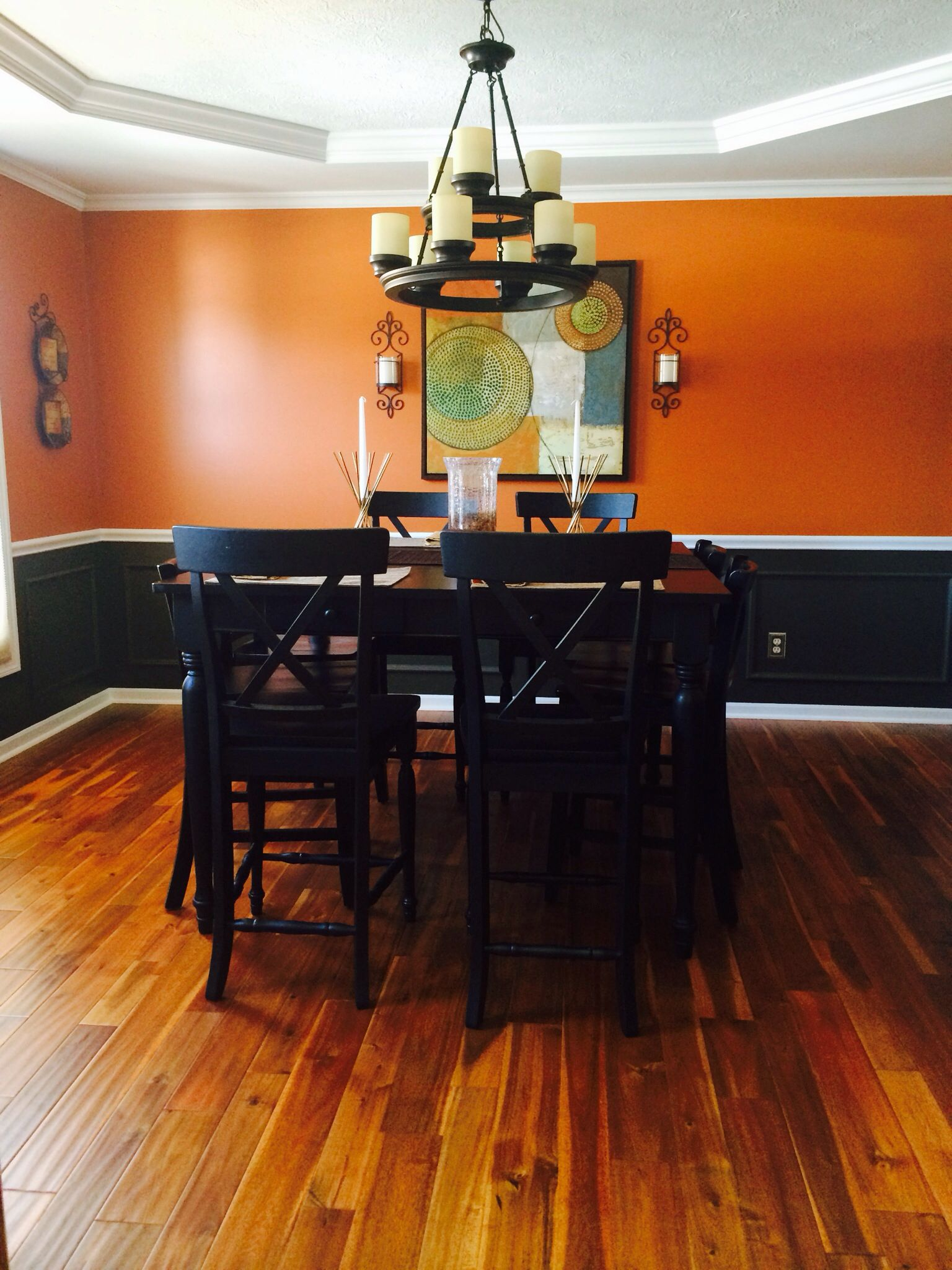 Paint Colors Sherwin Williams Urbane Bronze And Earthen Jug Flooring Is Natural Floors By