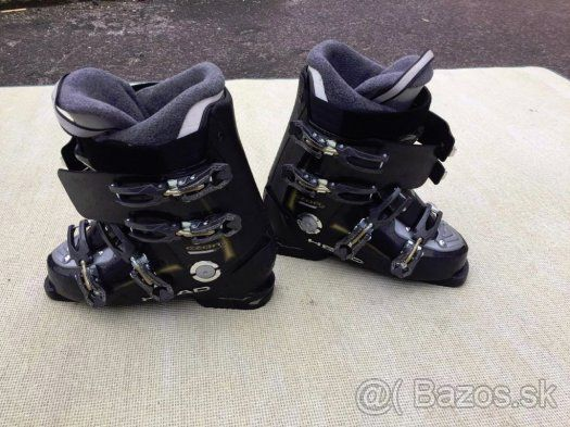 Predám lyžiarske topánky značky Head - 1