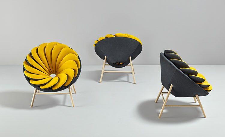 Poltrone di design ecco modelli davvero particolari sedie di