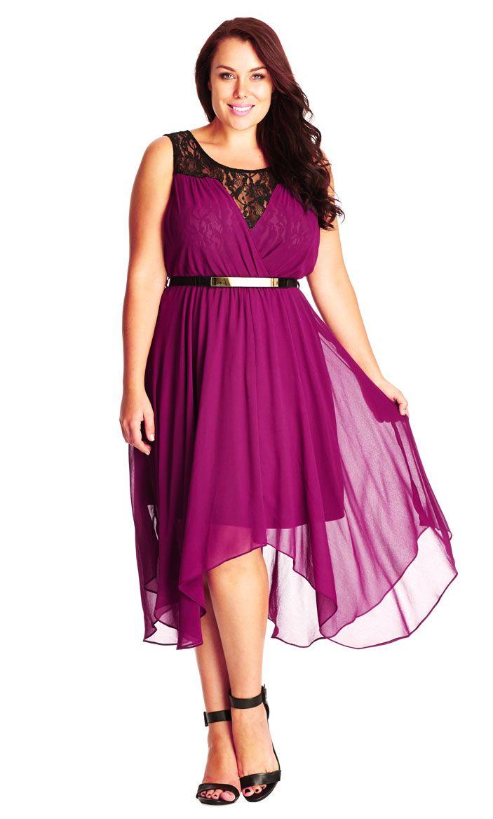 Dresses Dresses - City Chic | dresses | Pinterest | Gordita, Vestido ...
