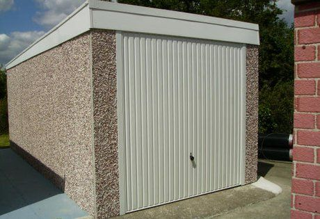 Pick The Best Design For Your New Garage Here S A List Of The Five Most Popular Garage Designs And Their Best Feature Garden Buildings Concrete Garages Garage