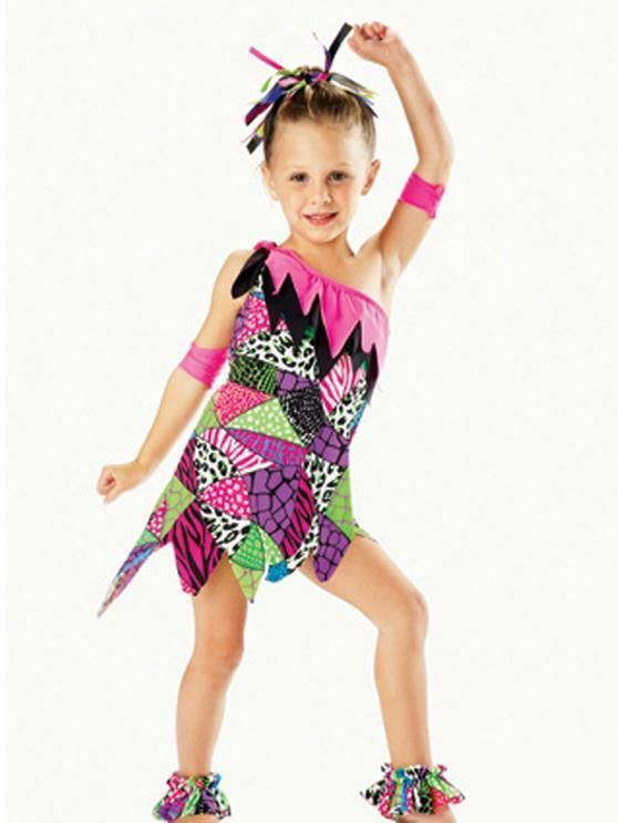 Hip Hop Jazz Dance Costume Tap with Hand Gloves TO THE BEAT Child /& Adult Groups