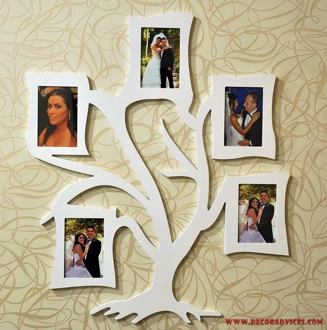 tree themed frame wall decor different types of wall decorations