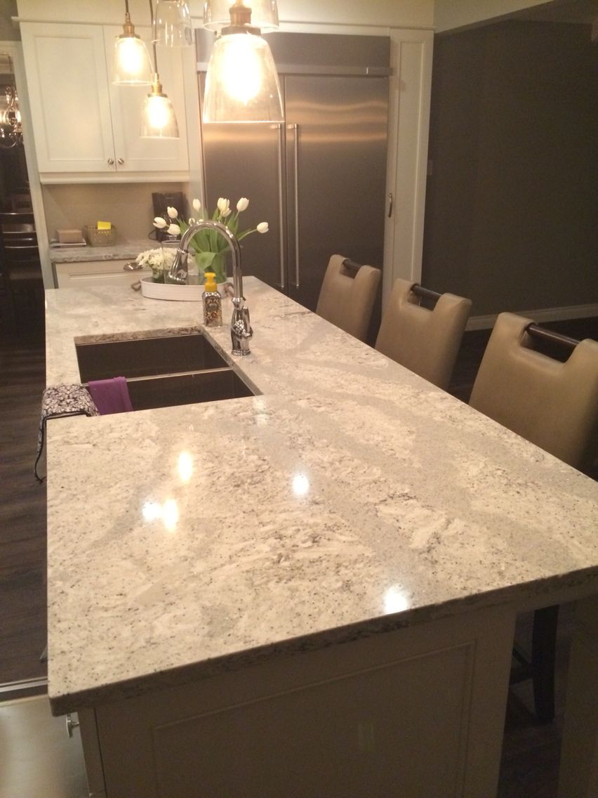 Cambria Summerhill Quartz Countertop Kitchen Remodel