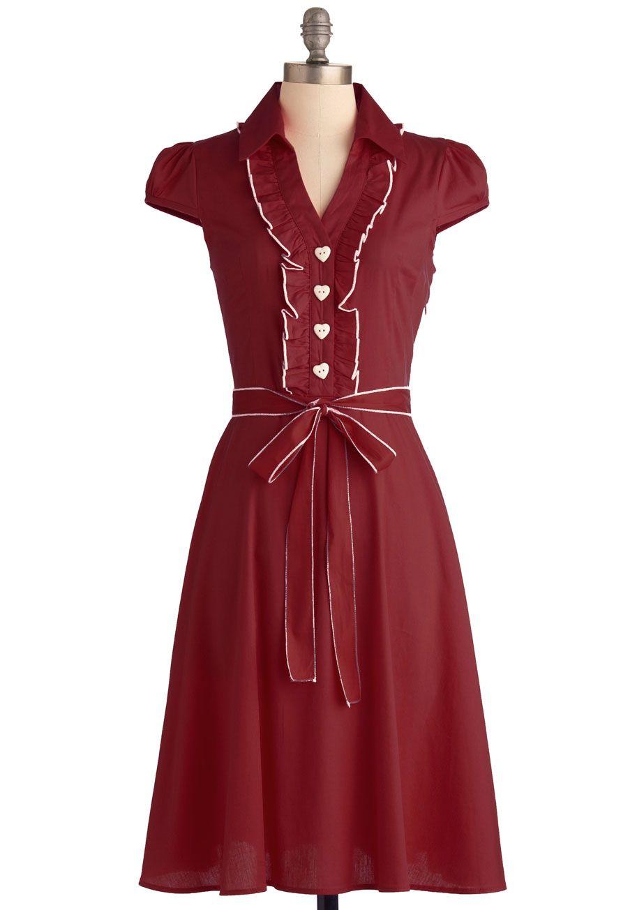 Twirl next door dress mod retro vintage dresses modcloth