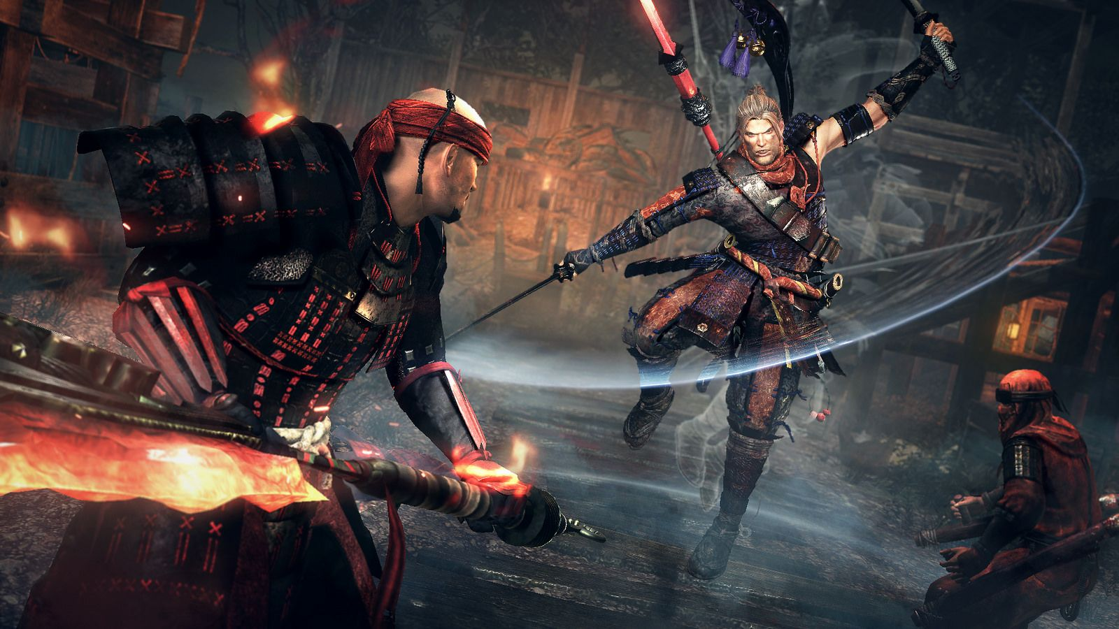 Nioh: Bloodsheds End Out Today on PS4 #Playstation4 #PS4 #Sony