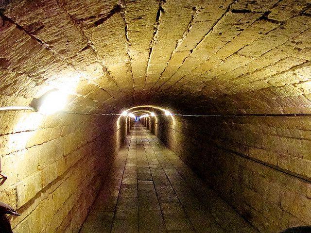 Idea by LeRoy Van Mudh on Tunnels overpass underground