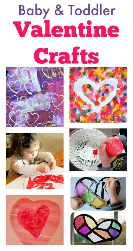 Easy Valentine Crafts For Toddlers And Baby Pre K 1st Feb March Pinterest Craft Kindergarten