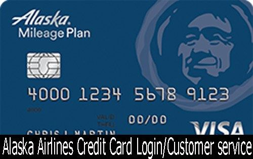 Alaska Credit Card Login >> Alaska Airlines Credit Card Login And Customer Service Credit Card