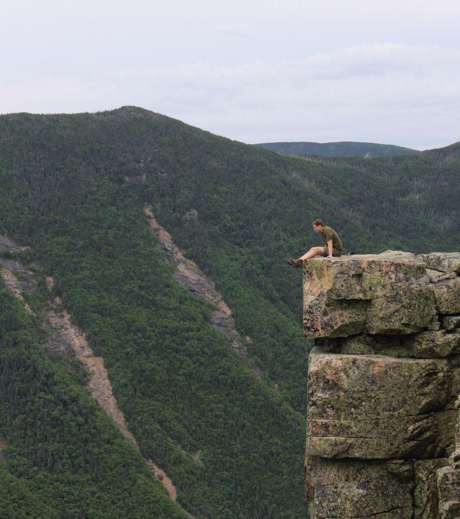 Bondcliff, New Hamsphire, 12 stunning cliffs from around the world