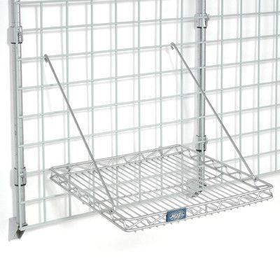 Nexel Grid Shelf Shelving Accessories Shelves Wrought
