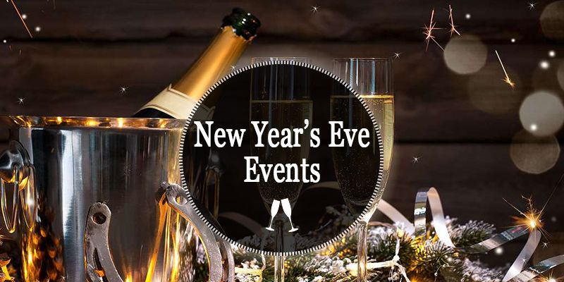 New Year's Eve Parties New years eve events, New years