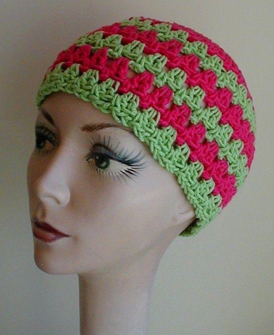 Free Crochet Hat Pattern | Crochet Hats | Pinterest | Stricken und ...