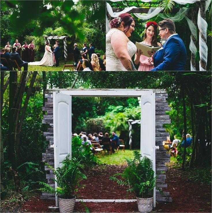 Enchanted Wedding at Waldo's Secret Garden Samantha