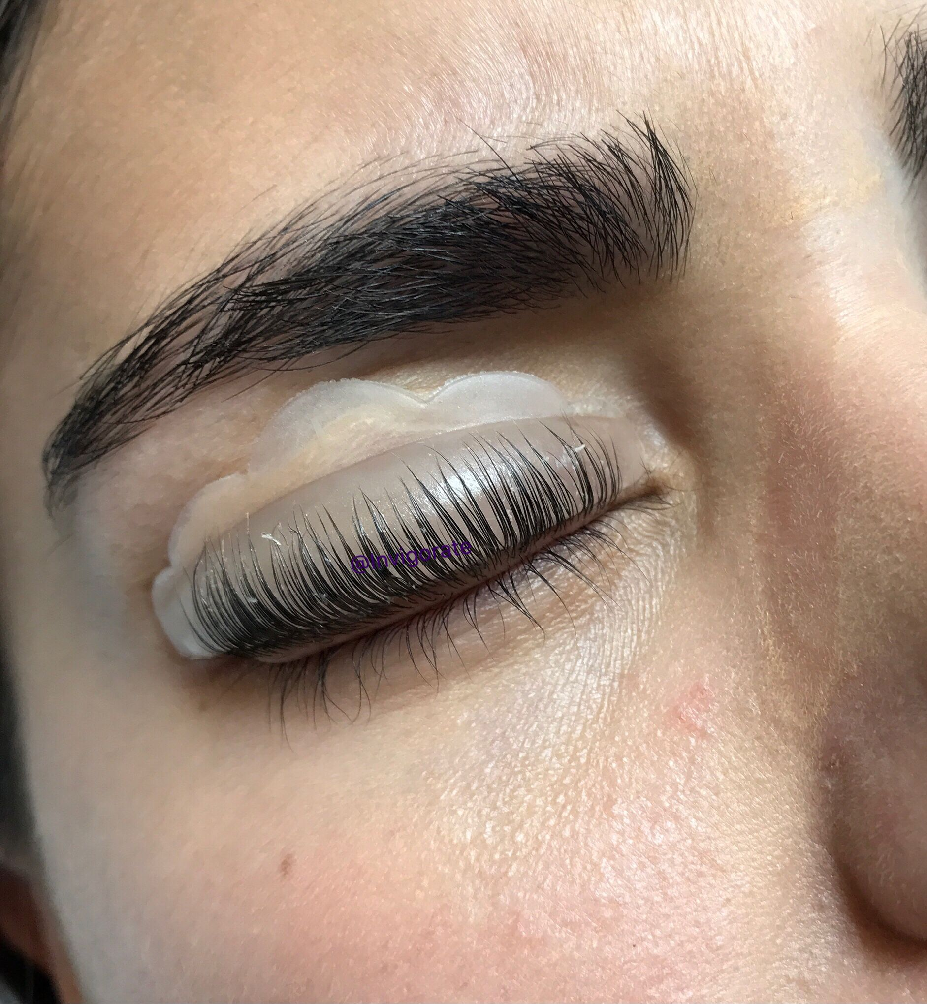 How Does Lash Lift Works Here Is A Lash Lift In Processing Www