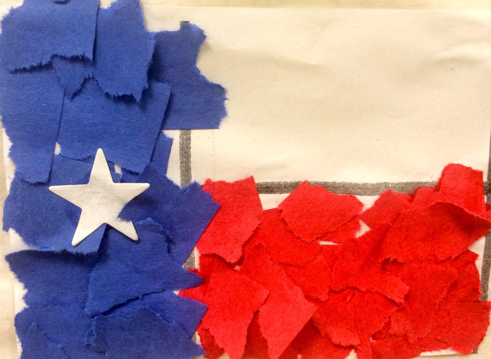 Splendor In Kinder Texas Flag