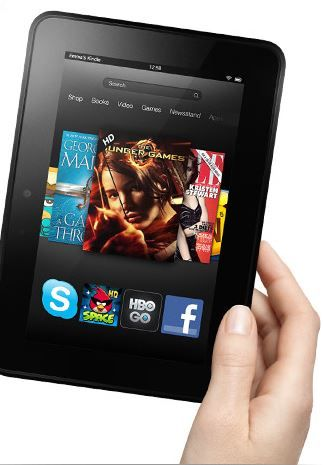 Amazon com: Kindle Fire HD Sale 7 Inch Tablets $40 Off + FREE