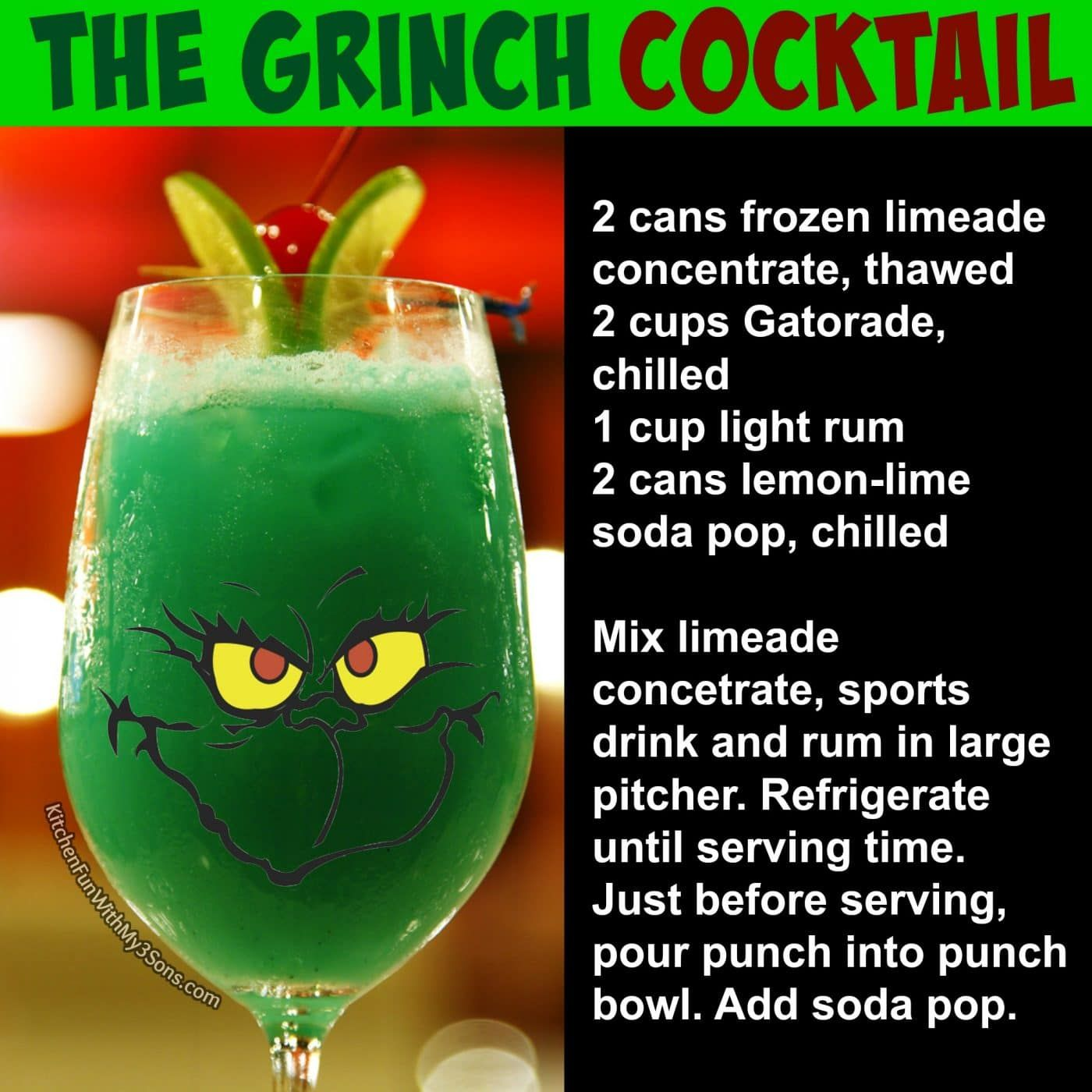 30+ Of The Best Christmas Cocktails