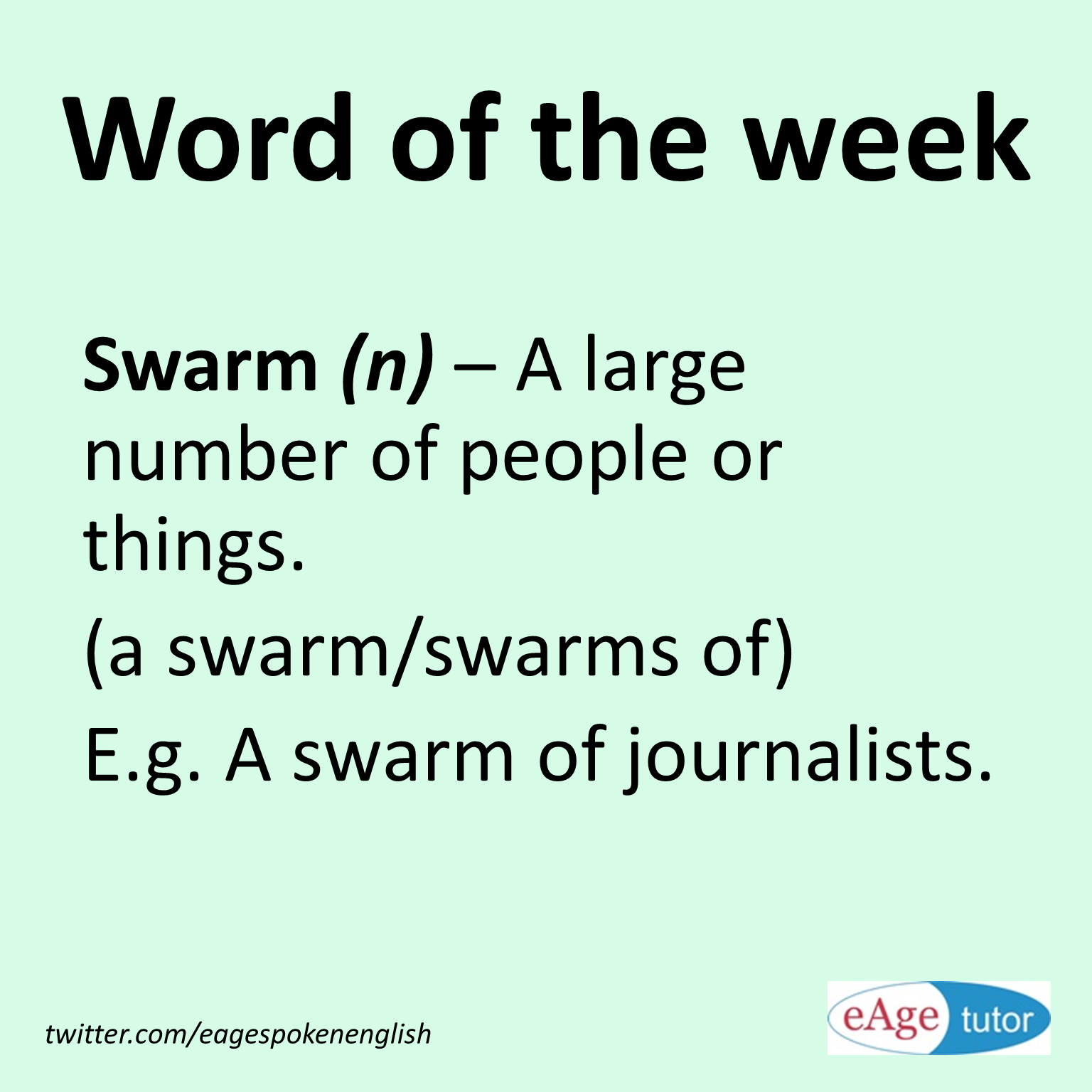 Learn A New Word Every Week With Word Of The Week And Make Your