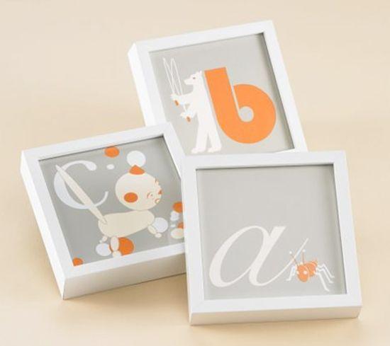 Bedroom | Framed letters, Nursery and Babies