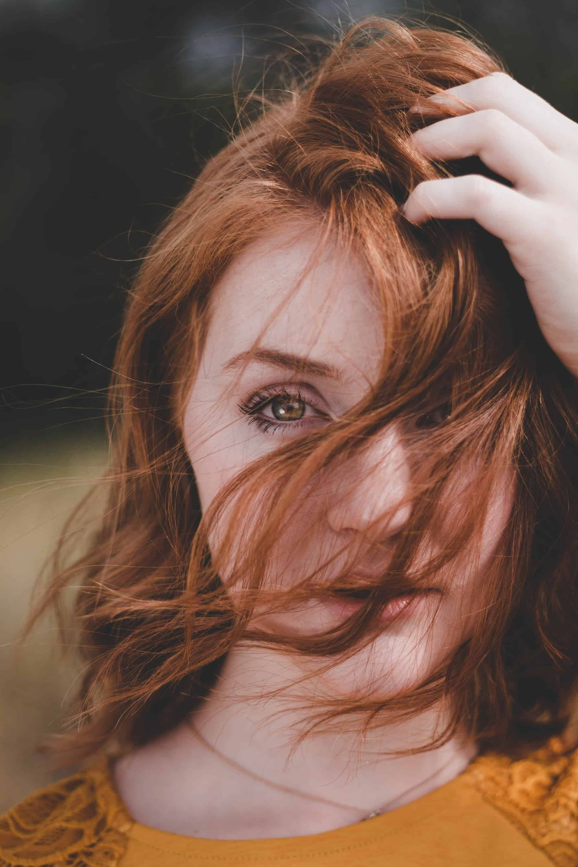 Consider, redhead of the week redhead have