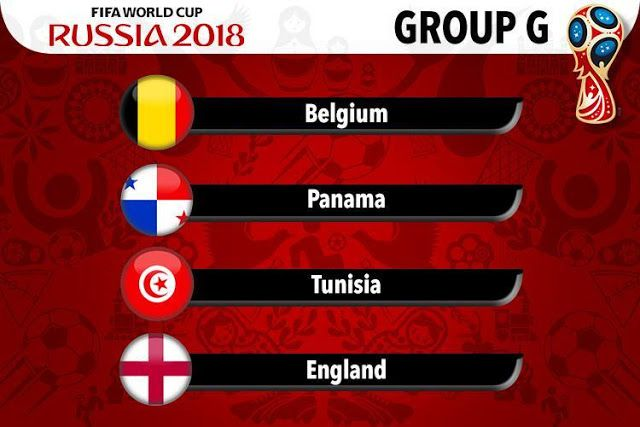 Check out confirmed details about Group G Teams, Schedule ...