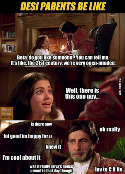 And This Trap Parents Be Like Bollywood Memes Best Funny Pictures