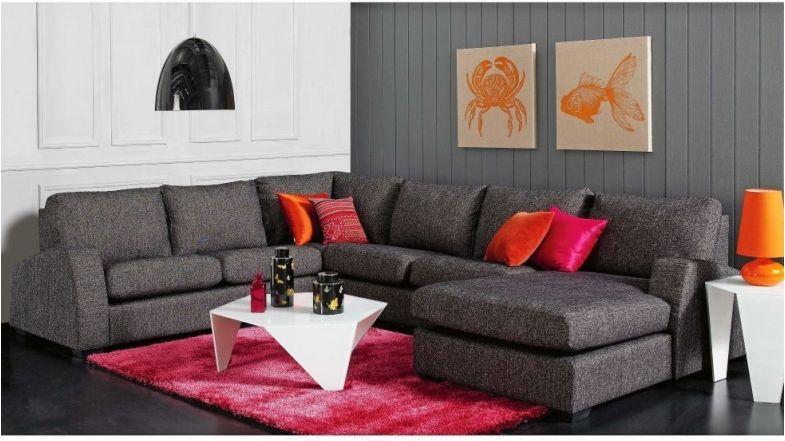 Novelli Fabric Modular Lounge Domayne