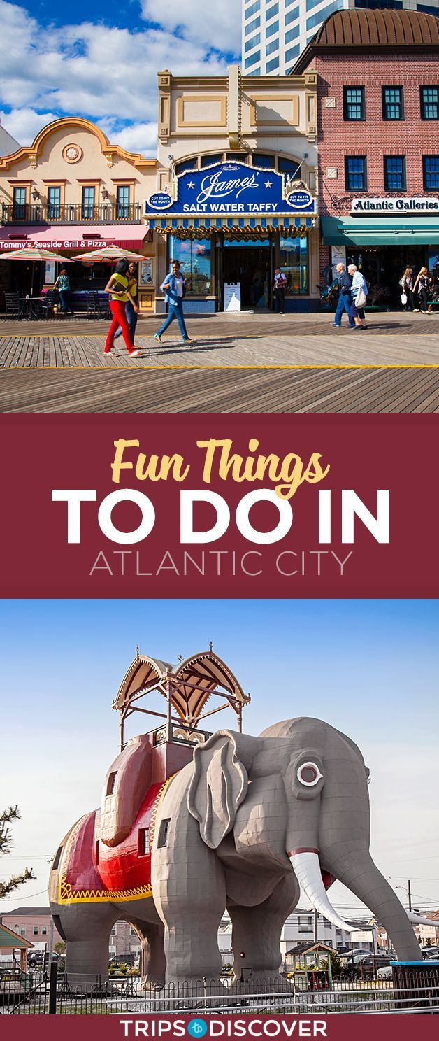 Best Areas to Stay in Atlantic City, New Jersey   Best