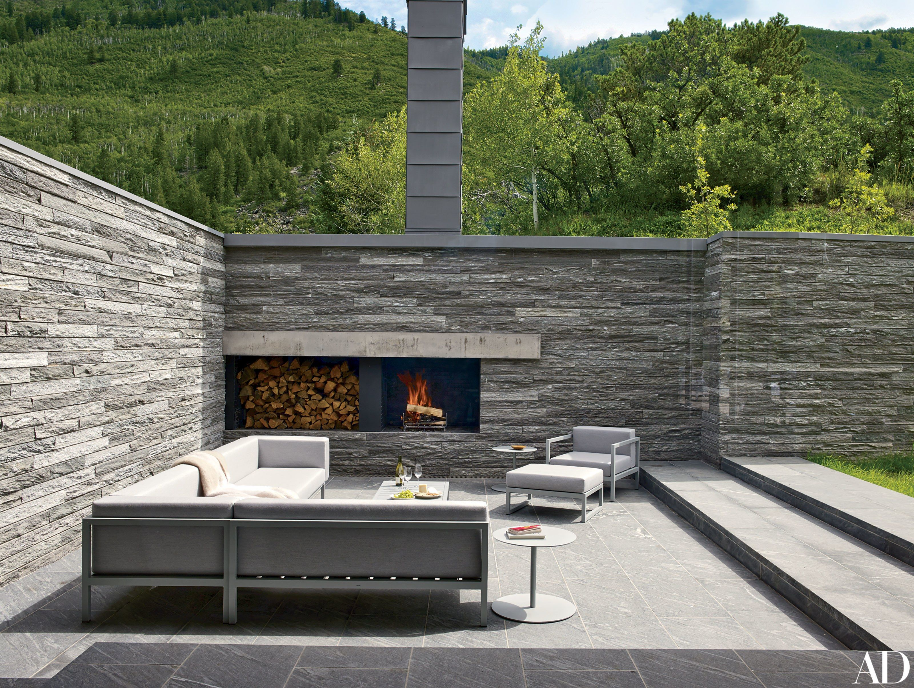 Home front bekommen design an aspen home with spectacular views  architectural digest view