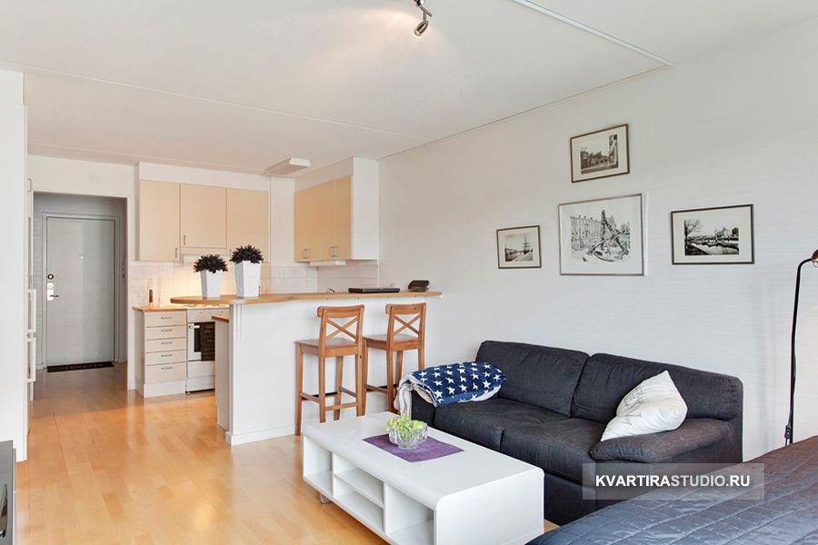 Квартира-студия 33 м House Project Pinterest Loft diseño